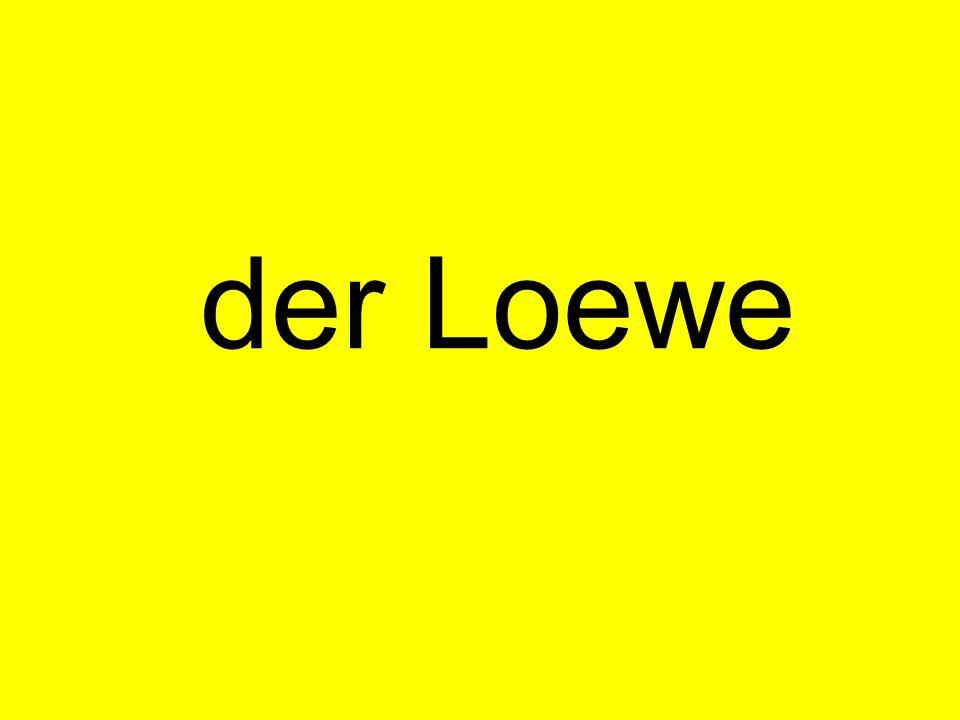 der Loewe