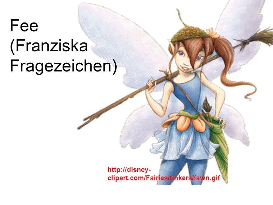 Fee (Franziska Fragezeichen) http://disney- clipart.com/Fairies/tinkers/fawn.gif