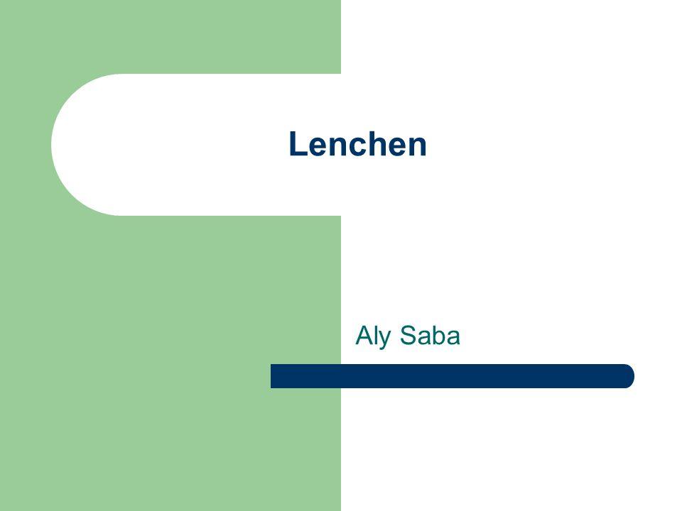 Lenchen Aly Saba