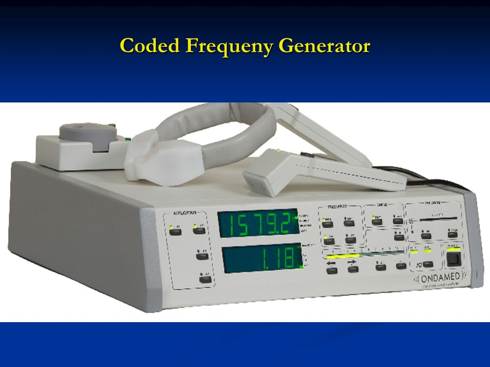 Coded Frequeny Generator