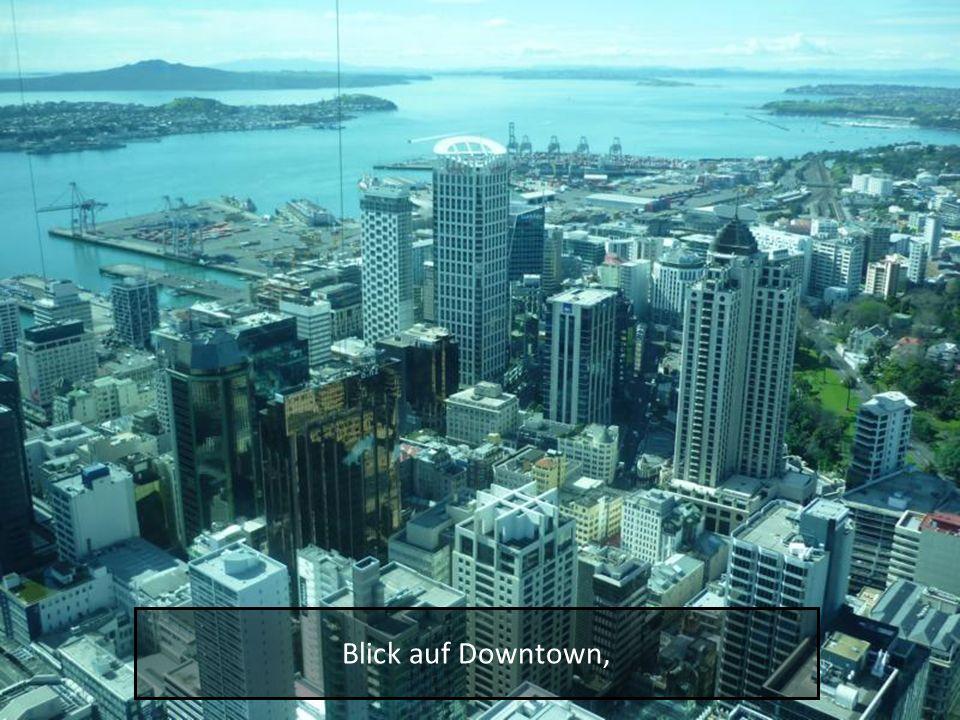 Blick auf Downtown,
