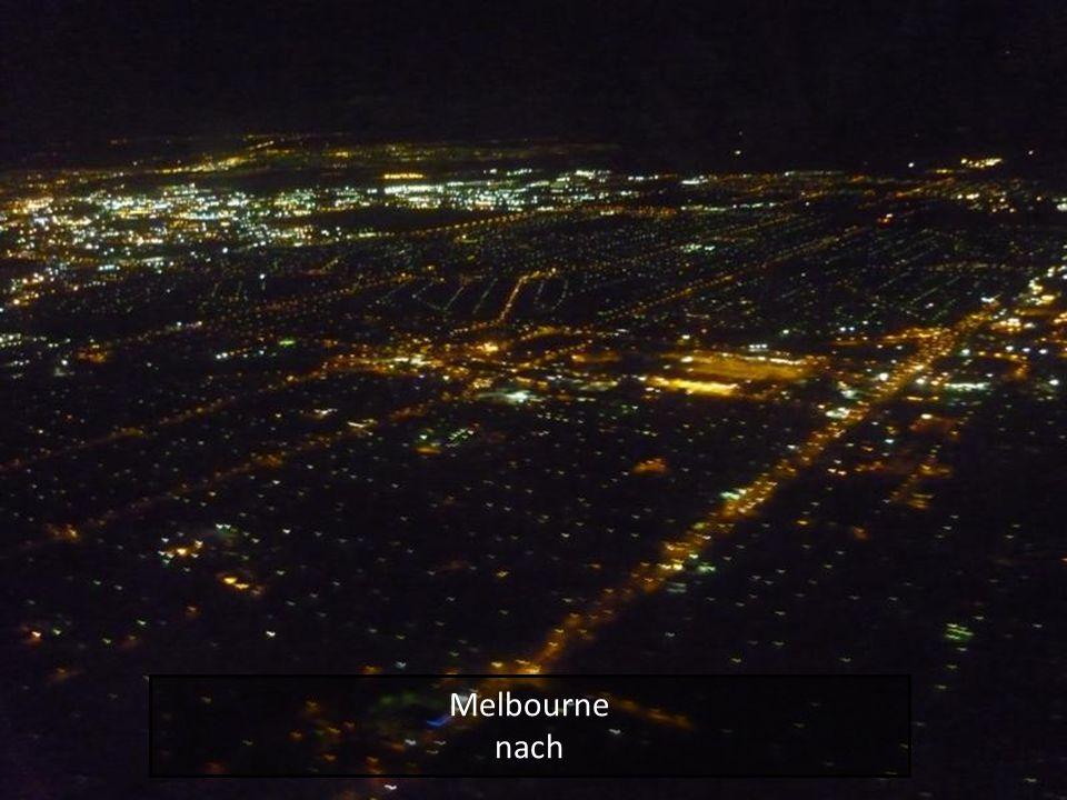 Melbourne nach