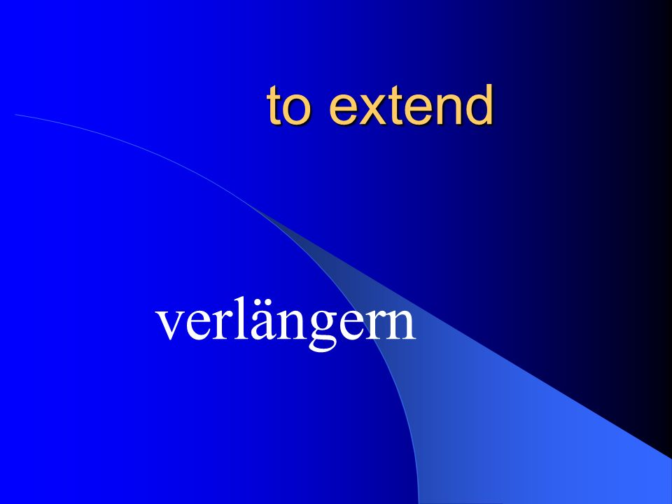 to read aloud vorlesen (sep)