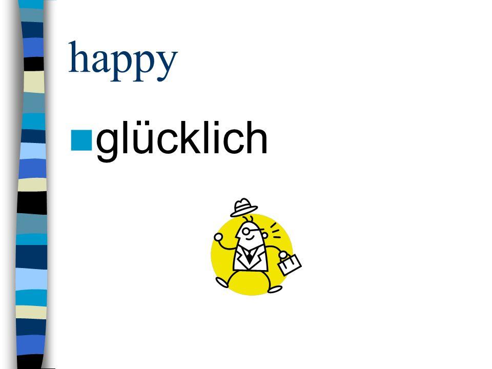 happy fröhlich