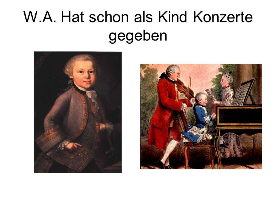 1781 endgültig nach Wien In 1781 ist er endgültig nach Wien gezogen.