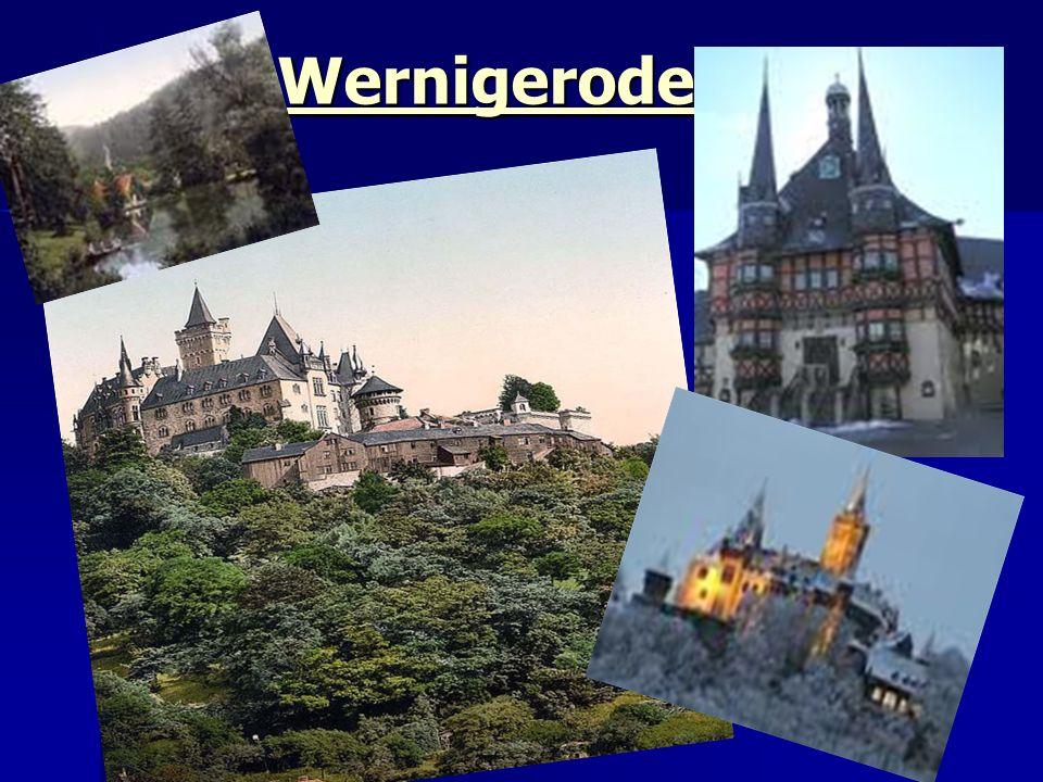 Wernigerode WernigerodeWernigerode