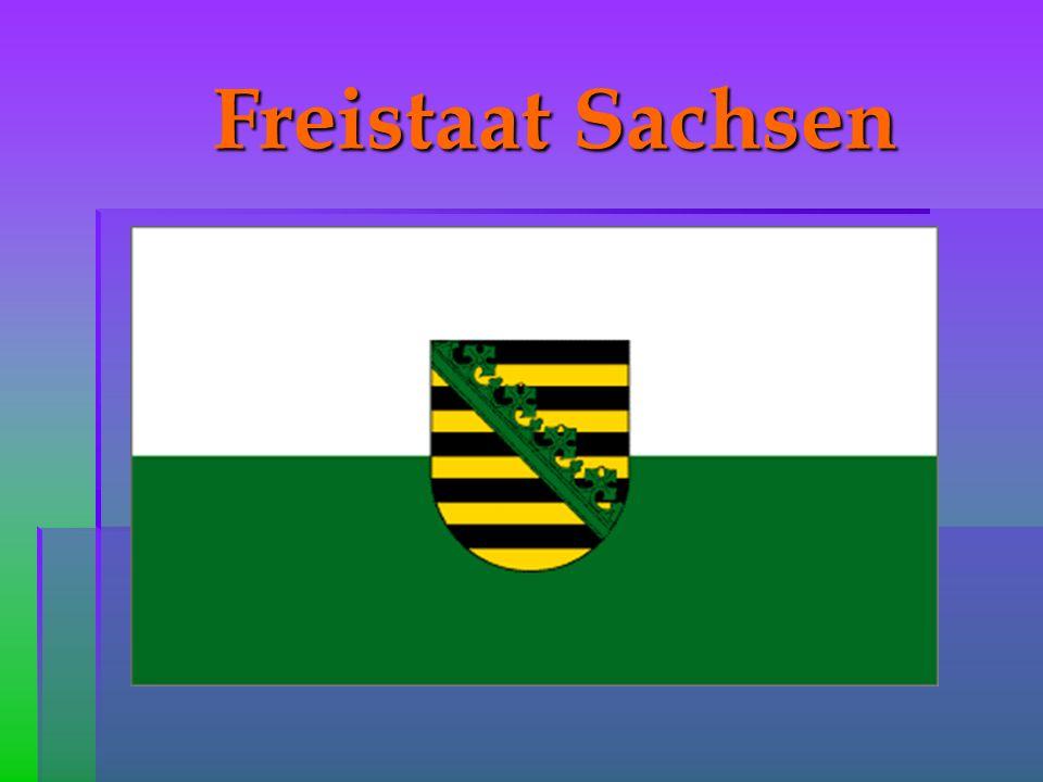 Freistaat Sachsen Freistaat Sachsen