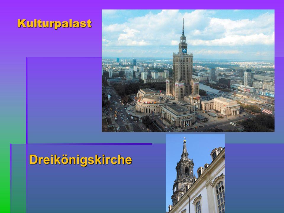 Kulturpalast Dreikönigskirche