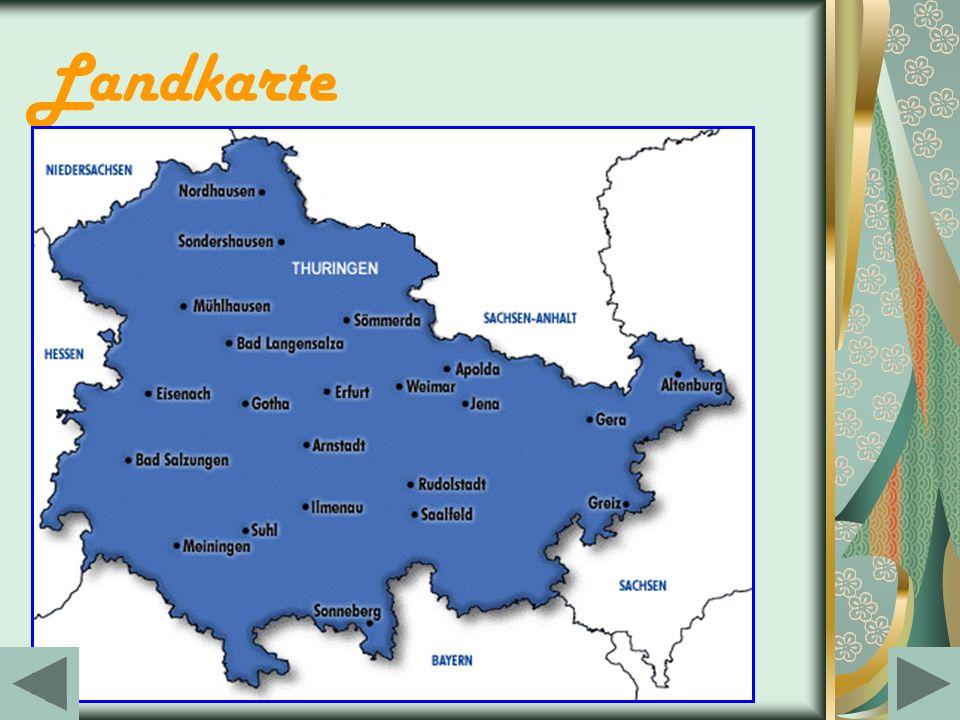 Allgemeine Informationen Fläche: 1 6.172,10 km² Bewohnerzahl: 2.254.000 (31.