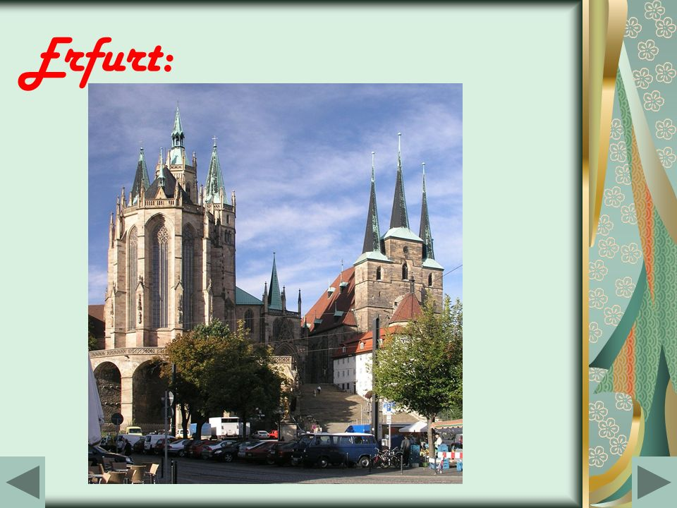 Erfurt: