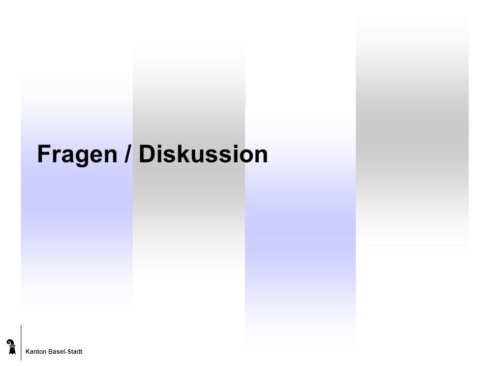 Kanton Basel-Stadt Fragen / Diskussion