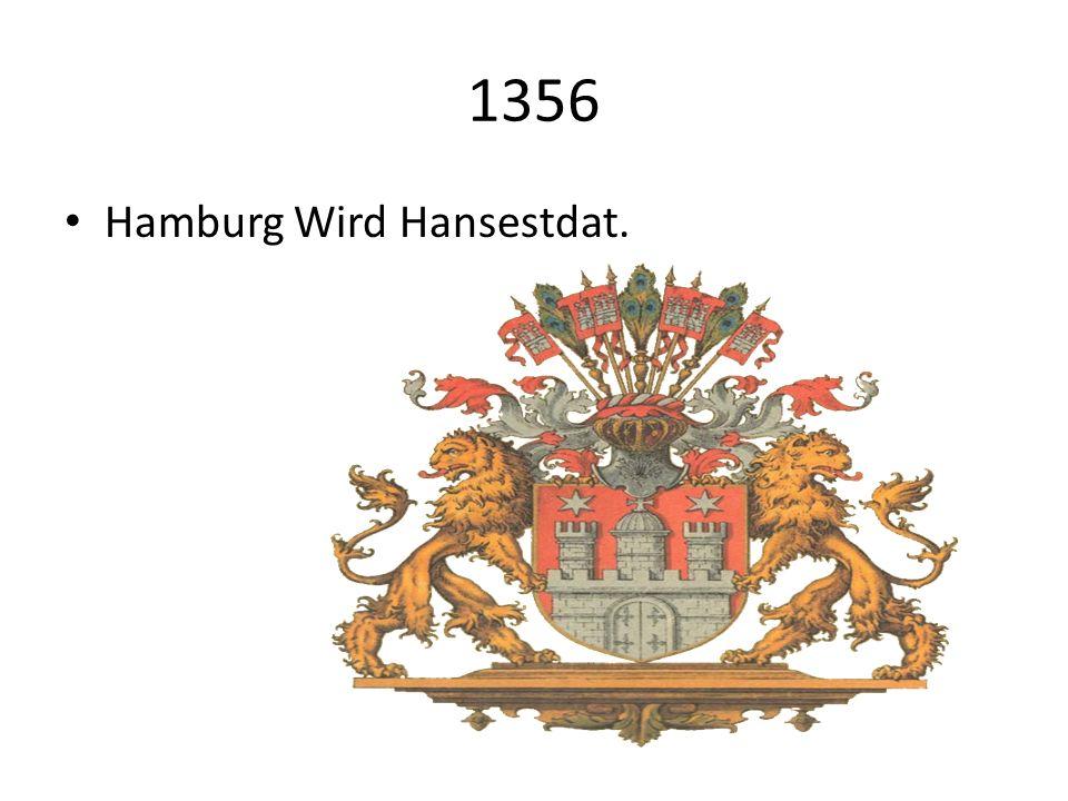 1356 Hamburg Wird Hansestdat.