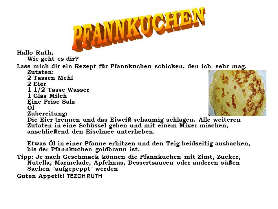 A.Zutaten: Bohnen, Kartoffeln, Palmôl, Garnele, Zwiebel, Salz und Pfeffer.