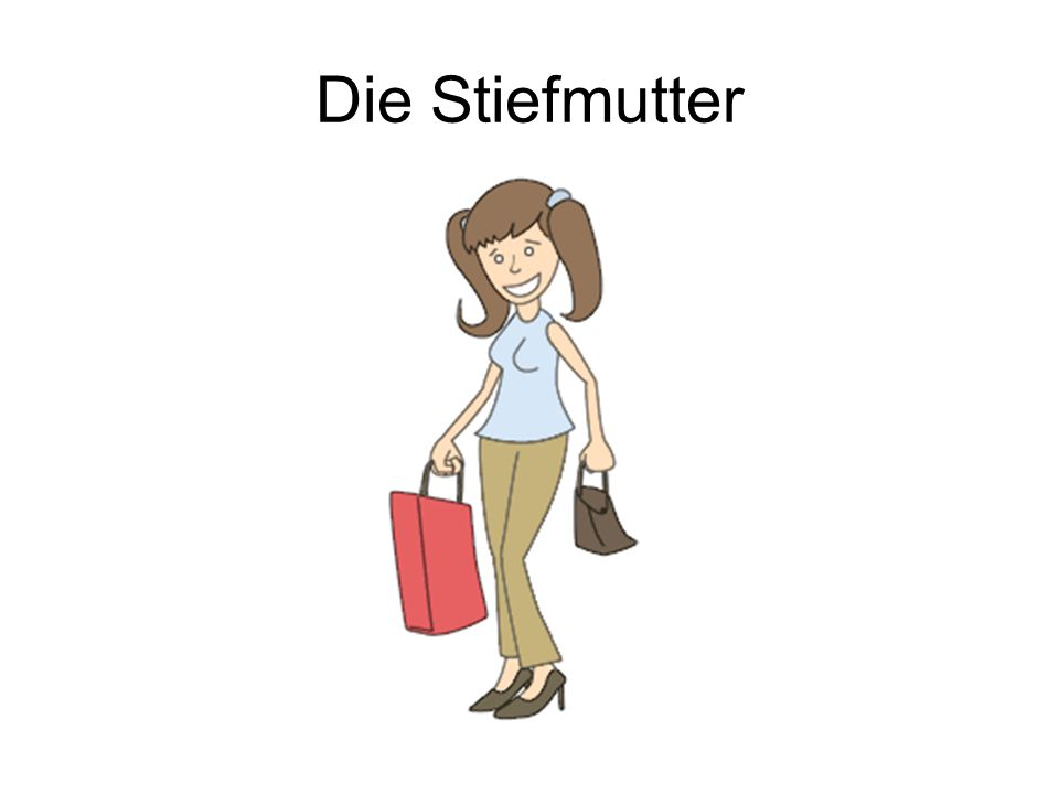 Die Stiefmutter