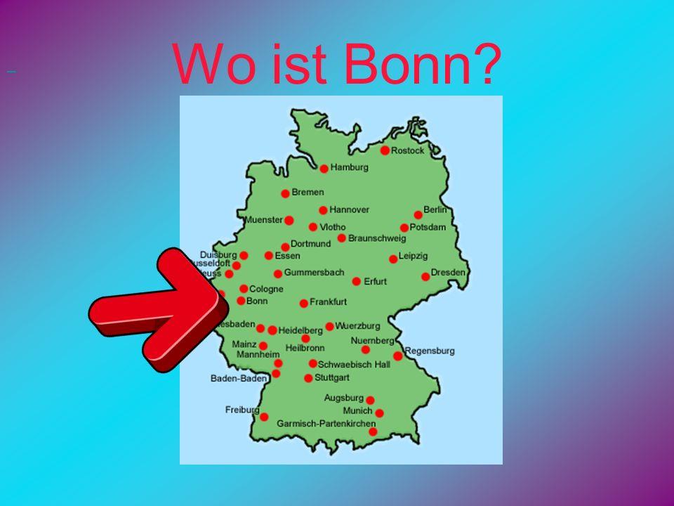 Wo ist Bonn?