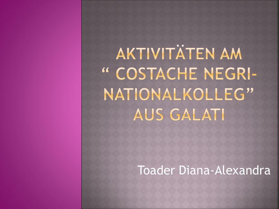 Toader Diana-Alexandra