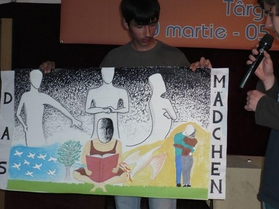 6. Endprodukte des Projektes: Plakate und Theaterspiel