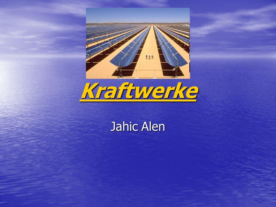 Kraftwerke Jahic Alen