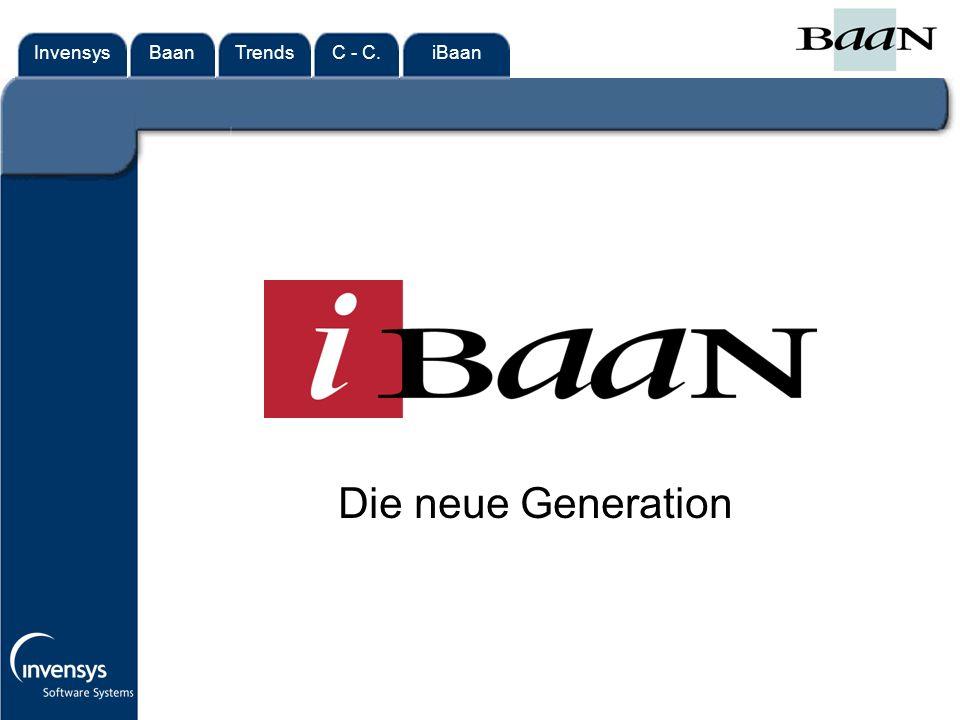 InvensysTrendsC - C.iBaanBaan Die neue Generation