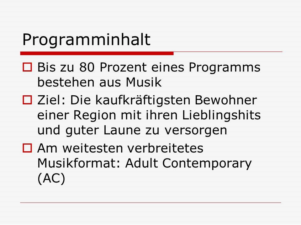 Programminhalt II Gewinnspiele Bei Anruf 50.000 Morning-Show Comedy-Serien Sinnlos-Telefon, Mad Merkel viel Service (News-to-use) Schlagzeilen mit boulevardeskem Inhalt