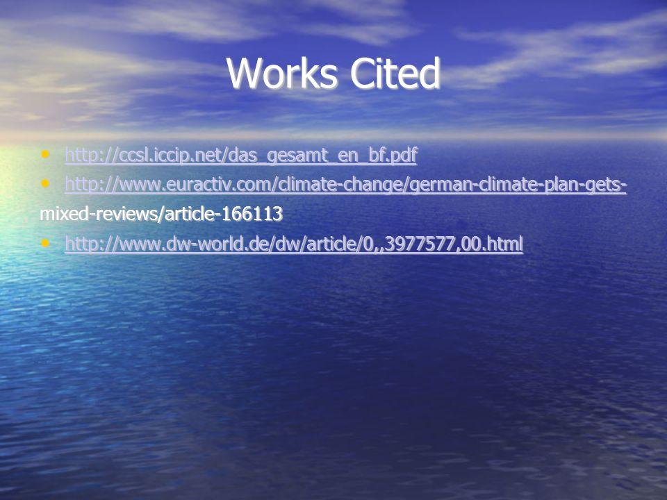 Works Cited http://ccsl.iccip.net/das_gesamt_en_bf.pdf http://ccsl.iccip.net/das_gesamt_en_bf.pdf http://ccsl.iccip.net/das_gesamt_en_bf.pdf http://ww