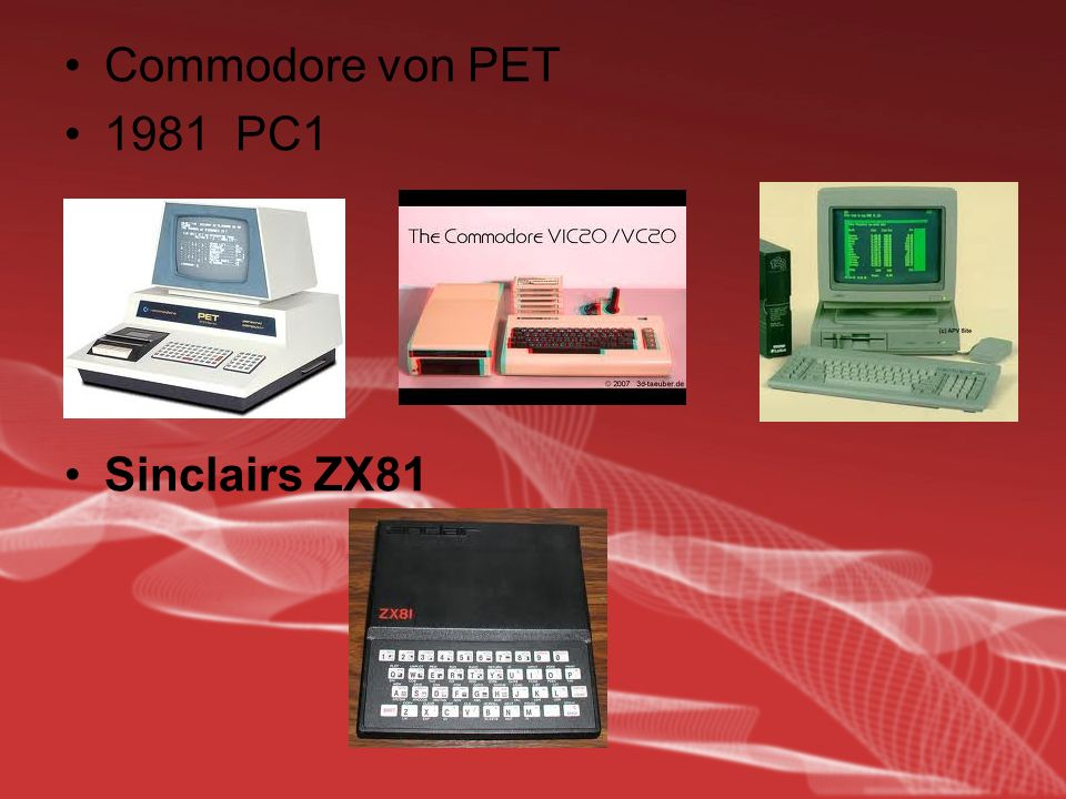 Pc/xt: Apple- Macintosh