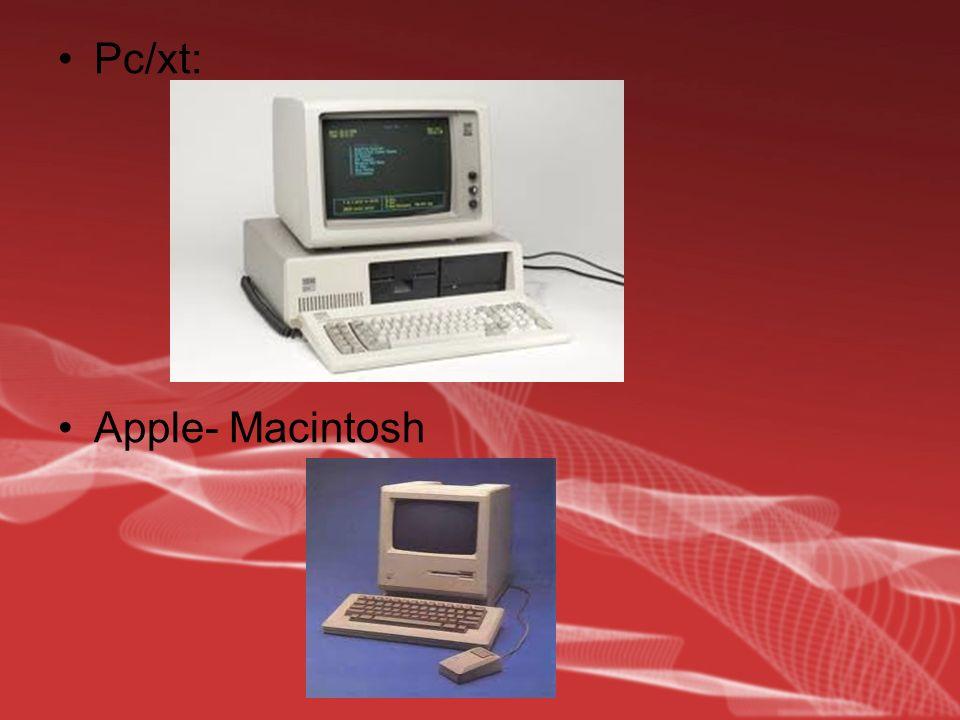 1987 die PS/2-Familie Im Laufe der weiteren Entwicklung wuchsen die Heimcomputer und die Bürocomputer immer mehr zusammen.