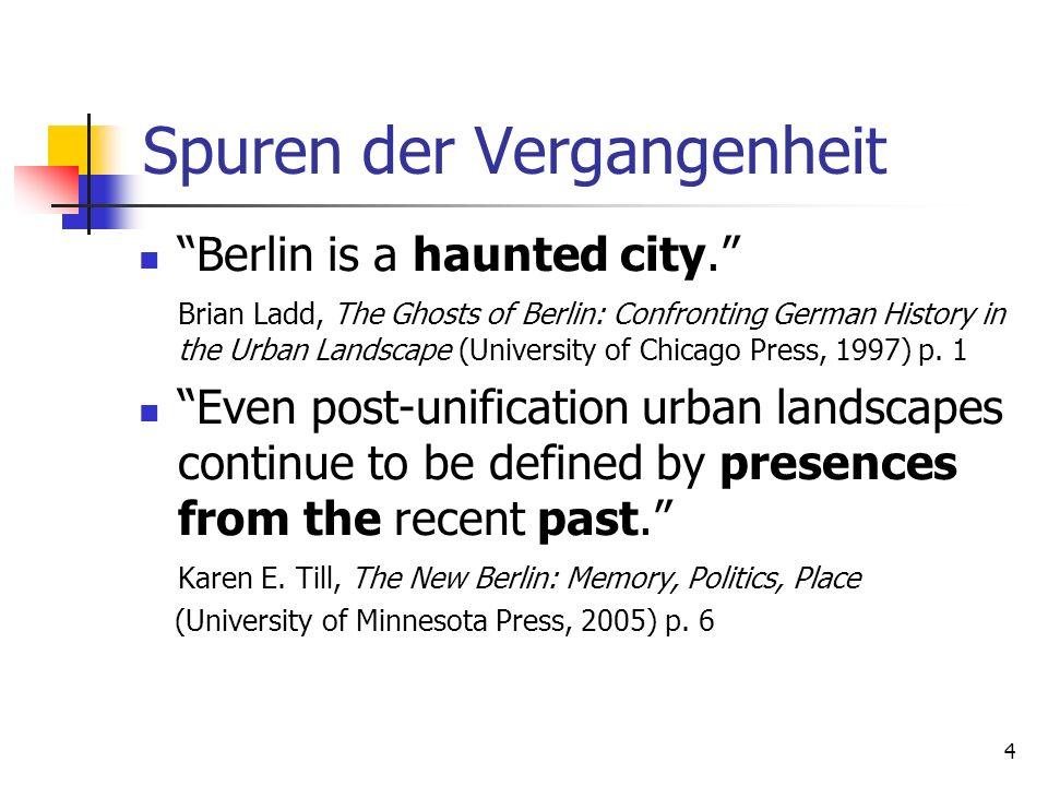 25 Materialien zu Berlin Berlin: Neue Architektur: Führer zu den Bauten 1989 bis 2002 (Michael Imhof Verlag, 3.