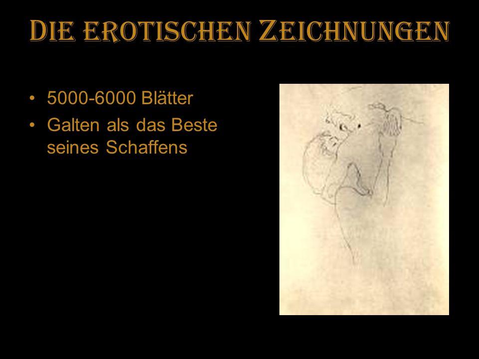 D ie erotischen Z eichnungen 5000-6000 Blätter Galten als das Beste seines Schaffens