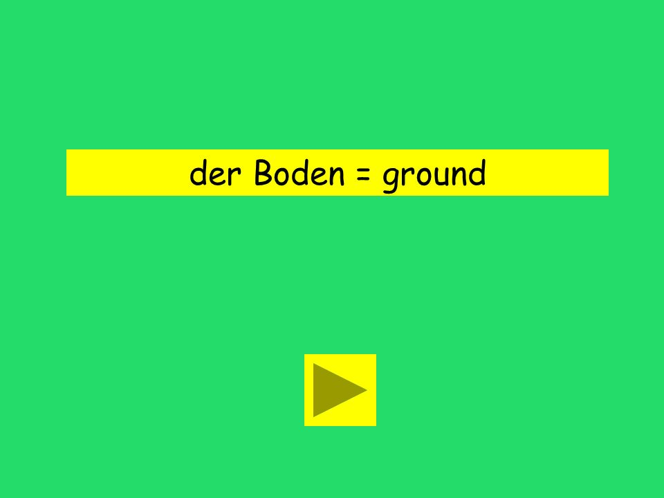 Der Krieg fand auf deutschem Boden statt grind groundgrunt