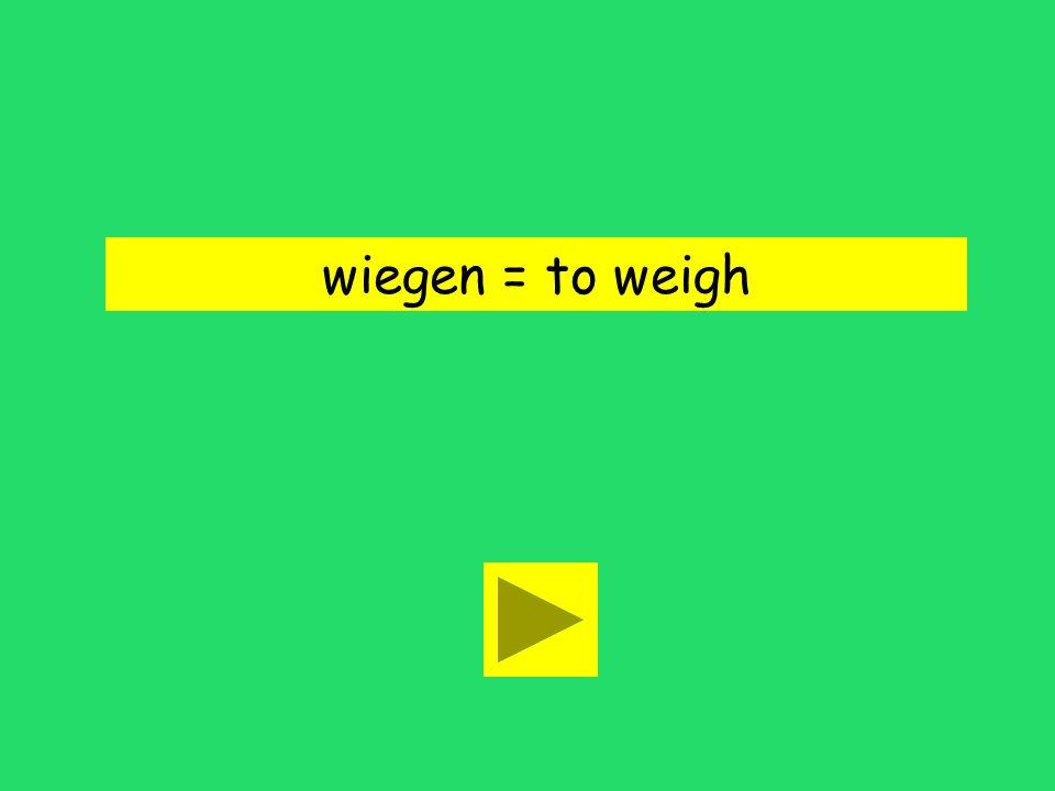 Ich wiege nur 50 Kilo. to need to possessto weigh