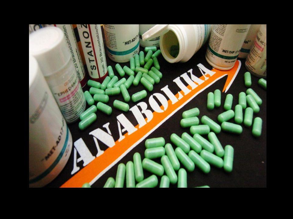 DEFINITION Anabolika sind Substanzen, die den Aufbau von körpereigenem Gewebe vorwiegend durch eine verstärkte Proteinsynthese fördern, also eine so genannte anabole Wirkung haben.