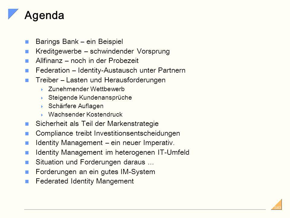 SiG Treiber in Versicherungen Herausforderungen gemäß Umfrage im Topmanagement...