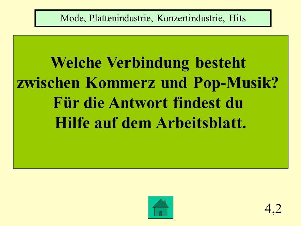 4,1 Welche musikalischen Kulturen sind im Jazz vermischt.
