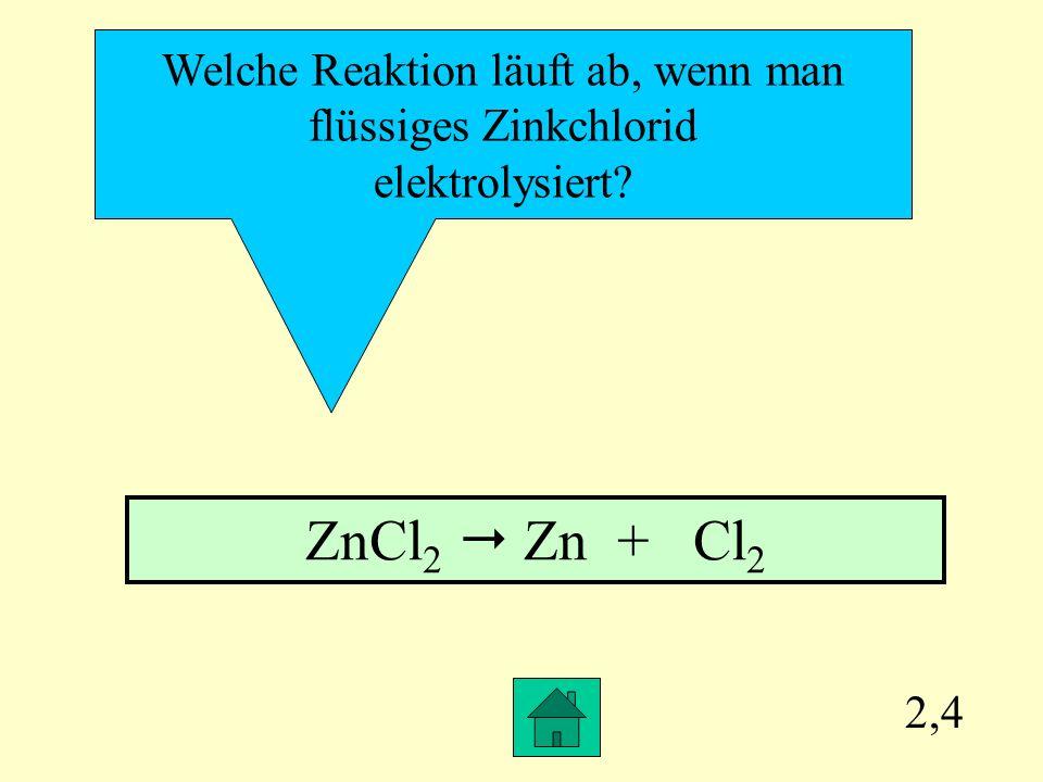 2,3 Welche Bindungsart liegt im Kohlenstoffdioxid vor? Gibt die Strukturformel an. Es handelt sich um eine Elektronenpaarbindung.