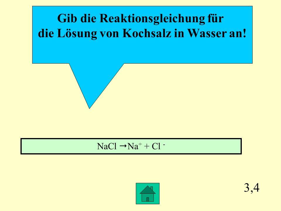 3,3 Gib die Formel von CH 4 O an.