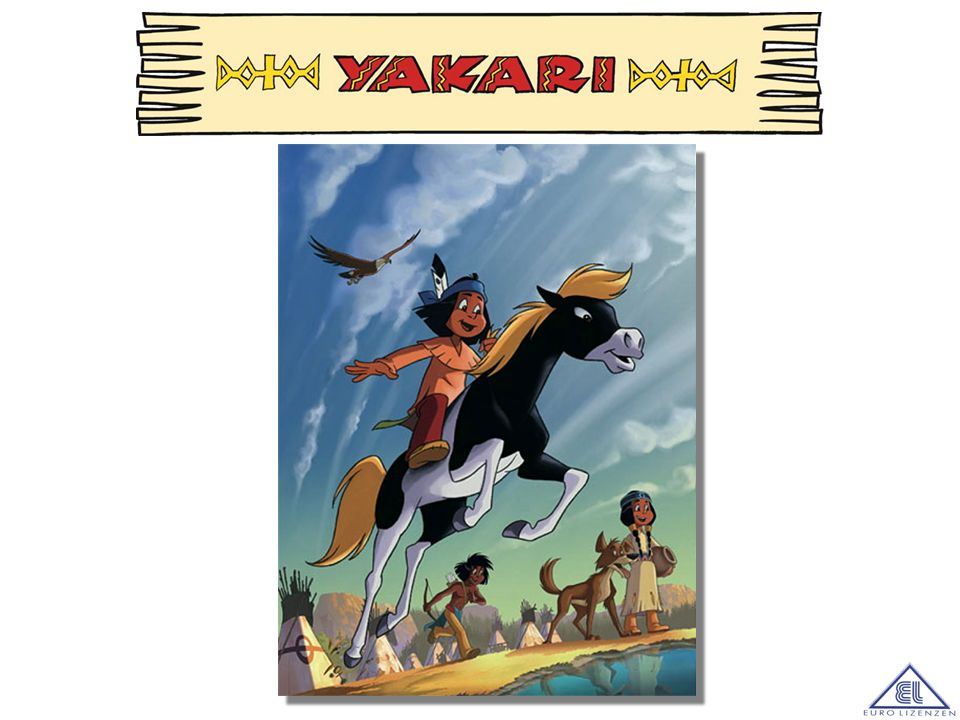 Yakari ist ein fröhlicher Indianerjunge mit einer grenzenlosen Neugier für die Welt und großem Respekt für die Natur und alle Tiere.