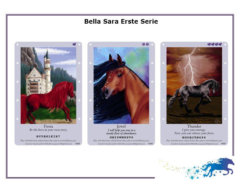 Bella Sara Zweite Serie