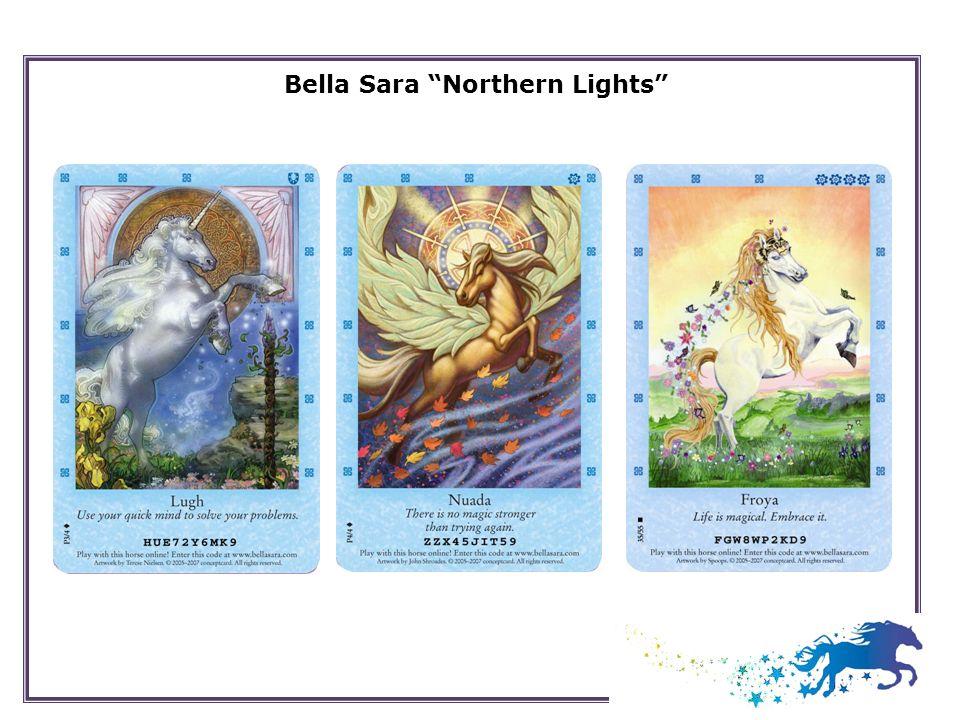 Bella Sara Northern Lights