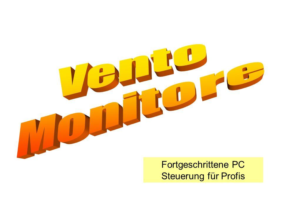 Fortgeschrittene PC Steuerung für Profis
