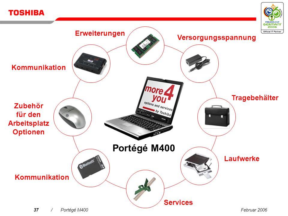 Februar 200636/Portégé M400