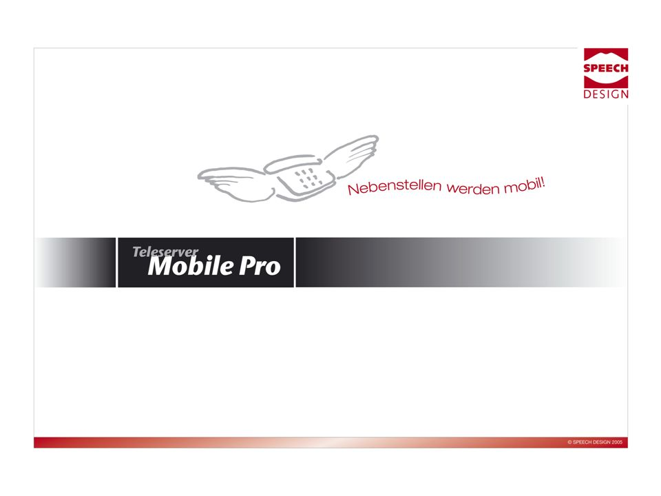 2 Einleitung Kurzeinleitung Mobile Pro für Nokia 6021 Warum Mobile Pro.