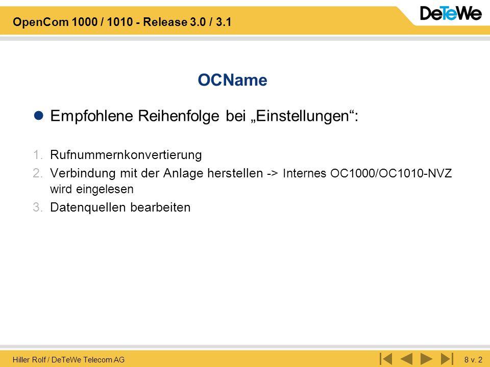 Hiller Rolf / DeTeWe Telecom AG9 v.