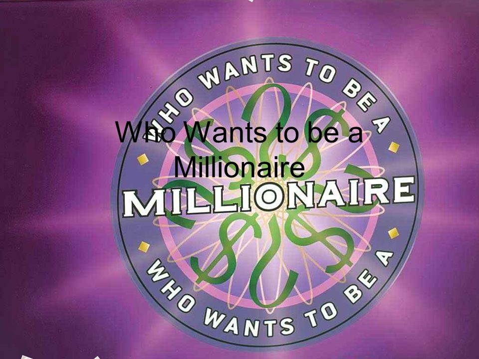 15 14 13 12 11 10 9 8 7 6 5 4 3 2 1 £1 Million £500,000 £250,000 £125,000 £64,000 £32,000 16,000 £8,000 £4,000 £2,000 £1,000 £500 £300 £200 £100 Question 10 Which is the highest memory 1 MB 1.5 GBX2048 MB 1 GB