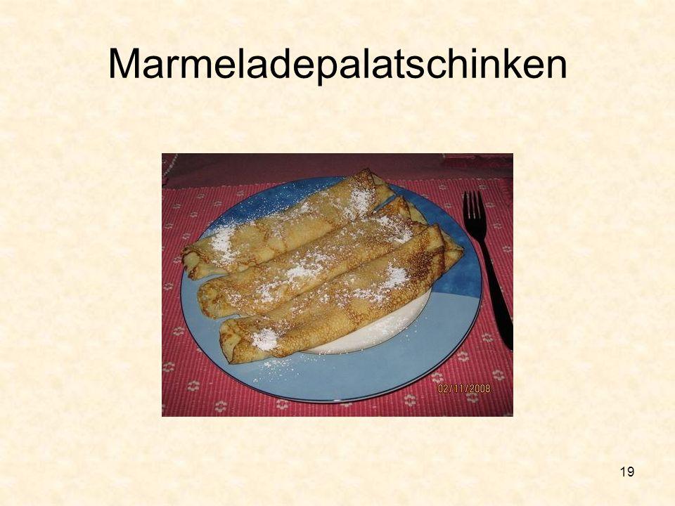 19 Marmeladepalatschinken
