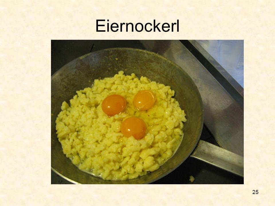 25 Eiernockerl