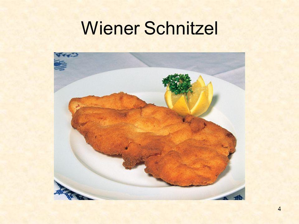 4 Wiener Schnitzel