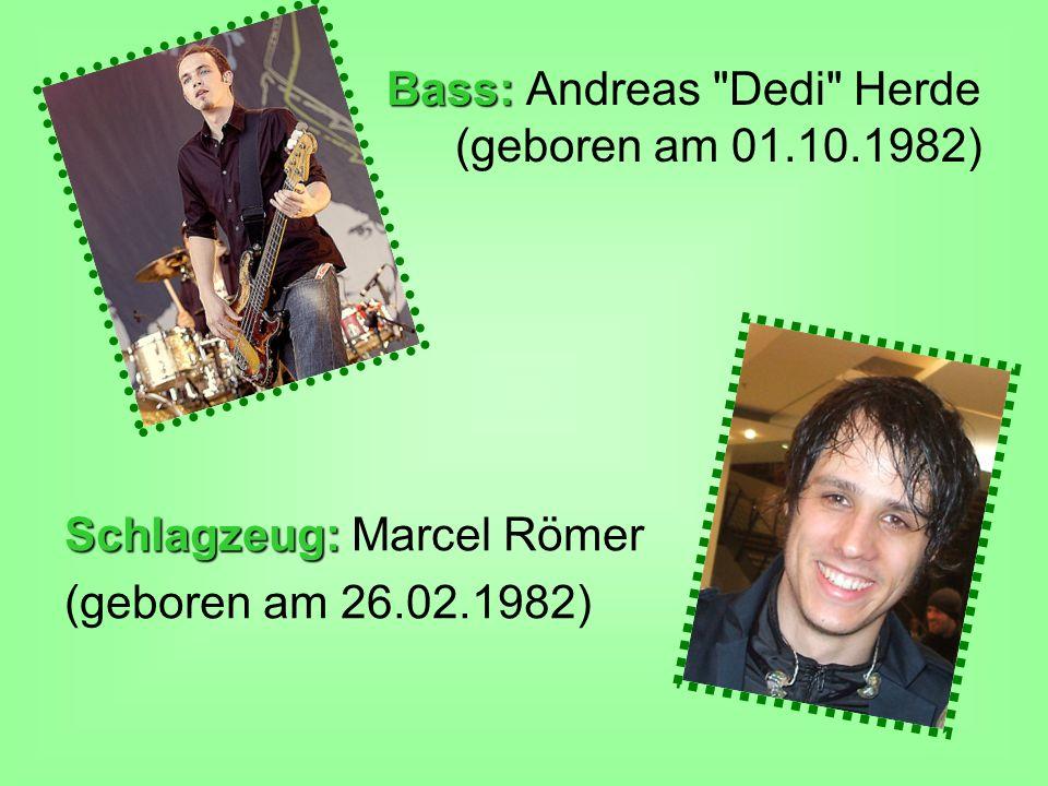 Bass: Bass: Andreas