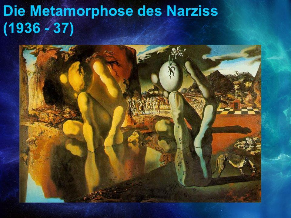 Die Metamorphose des Narziss (1936 - 37)