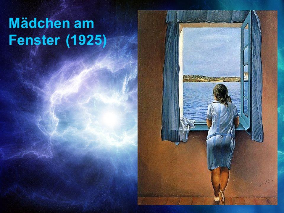 Mädchen am Fenster (1925)